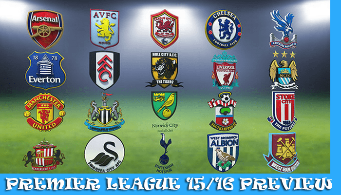 Premiership Betting Preview 2015/16